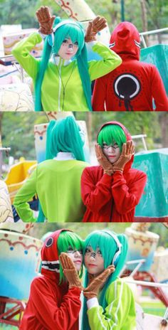 Vocaloid #cosplay