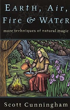 Earth, Air, Fire & Water: More Techniques of Natural Magic (Llewellyn's Practical Magick Series) by Scott Cunningham http://www.amazon.com/dp/0875421318/ref=cm_sw_r_pi_dp_k14Swb1XZ7ZZ3