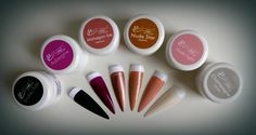 Zimní barvy uv gely na nehty Magic Nails, Lipstick, Lipsticks