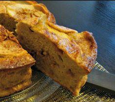 Receita de Bolo de Arroz com maçãs e canela - http://www.receitasja.com/bolo-de-arroz-com-macas-e-canela/