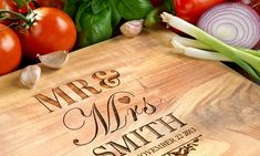 Personalised Acacia Wood Cutting Board in Choice of Size from Photobook Shop (Up to Off) Wood Chopping Board, Wood Cutting Boards, Bamboo Cutting Board, Personalised Chopping Board, Engraved Cutting Board, Shop Up, Family Kitchen, Acacia Wood, Gifts For Family