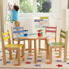 Humpty Dumpty Toddler Table