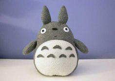 Download Totoro Sewing Pattern (FREE)