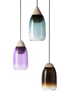 Liuku- lamp by Maija Puoskari