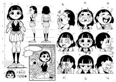 simple character design I did in the army a school girl who loves playing games but can't play very well School Girl Charcter Design Simple Character, Character Design Girl, Kid Character, Character Design Animation, Character Design References, Character Drawing, Character Design Inspiration, Character Illustration, Book Illustration