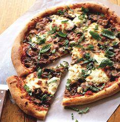PW's Favorite Pizza | Recipe | Pizza, Eggplants and Eggplant Pizzas