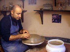 Maioliche artistiche Ubaldo Grazia, Deruta, Perugia