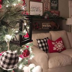 Merry Christmas from last year! Y'all I am so slow this year with Christmas decor! I think this retirement thing has put rigor mortis in… Merry Christmas, Christmas Home, Christmas Holidays, Christmas Wreaths, Apartment Christmas, Plaid Christmas, Christmas Decorations Apartment Small Spaces, Christmas Ideas, Christmas Quotes