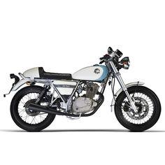 Moto Mash Café Racer 125cc - Motos 125cc - Motos