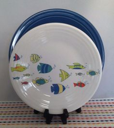 Fiesta® Dinnerware Under the Sea made exclusively for Belk by Homer Laughlin China Company   eBay