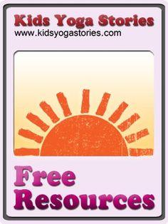 Free Kids Yoga Lesson Plans