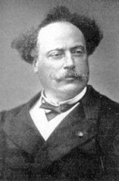 Alexandre Dumas fils (son of Alexandre Dumas, author of Camille)