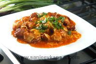 Chilli Chicken Singapore