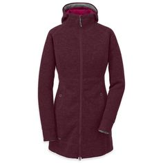OUTDOOR RESEARCH Women's Salida Long Hoody - Shop Now for Great Deals.