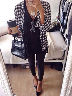 Maybe with black flats for an every day look