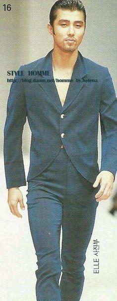 1995.12 ファッションショー(ELLE TOP MODEL)