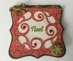 Paper Hearts Crafting Corner: A Little Holiday Cheer Using #CTMHWhitePines Paper