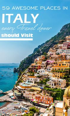 Have you ever been to Italy? Check 59 Stunning Photos of Italy!