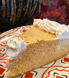 Where Food, Fun, and Family Come To Nest Pumpkin Recipes, Pie Recipes, Fall Recipes, Holiday Recipes, Pumpkin Chiffon Pie, Baked Pie Crust, Pumpkin Mousse, Creamed Eggs, Nest