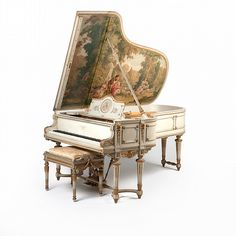 A Steinway & Sons Louis XVI style Model B grand piano