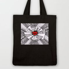 #Society6                 #love                     #Power #Love... #Tote #Lisa #Argyropoulos #Society6                           Power of Love... Tote Bag by Lisa Argyropoulos | Society6                                               http://www.seapai.com/product.aspx?PID=1641289