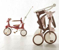 iimo plegable 600x513 iimo Tricycle... El triciclo japonés de diseño