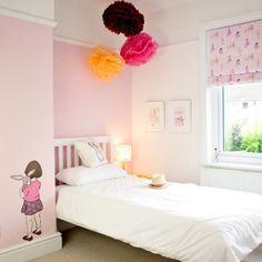 Belle & Boo Belle Hugs Boo Wall Sticker #rabbit #pink #sweetdreams #nursery