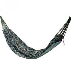 adeco navalstyle cotton fabric canvas hammock tree hanging suspen hammock tree hanging suspended outdoor indoor bed oasis blue color 63 wide bed u2026