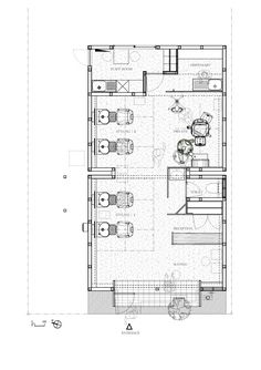 Salon floor plans on pinterest salon design hair salons Hair salon floor plans