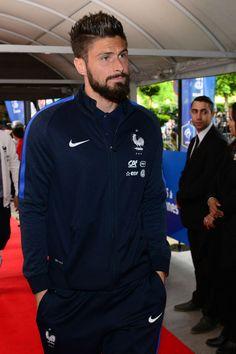 Olivier Giroud - France NT