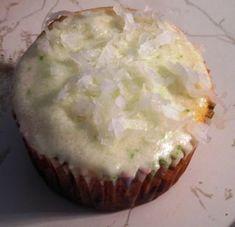 Lime & Buttermilk Cupcakes