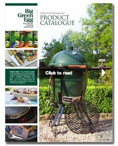 Big Green Egg Catalogue