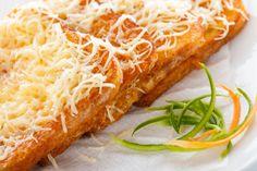 Sütőben sült bundás kenyér sok sajttal: laktató reggeli olajszag nélkül One Pan Pasta, 80s Hair Bands, Sausage Pasta, Pasta Recipes, Recipies, Bread, Dishes, Keto, Cooking