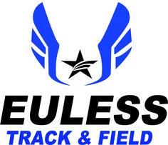 Un logo para la empresa EULESS dallas texas