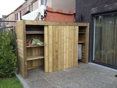 Diy Storage Shed, Outdoor Storage Sheds, Outdoor Sheds, Outdoor Gardens, Outdoor Walls, Outdoor Rooms, Outdoor Living, Outdoor Decor, Melbourne Garden