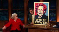 Betty White for President!