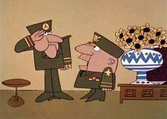 Roger Ramjet @ The Cartoon Scrapbook