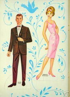 1968 WEDDING DAY
