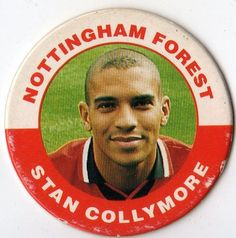 Stan Collymore Nottingham Forest Fc, My Man, My Eyes, Legends, Football, Baseball Cards, Photo And Video, History, American Football
