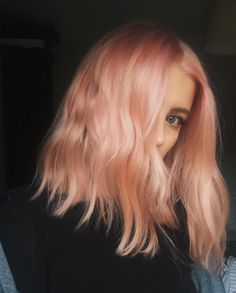 Results vary depending on how much of each color you apply, including if you choose to add in some pink. | Here's The Lowdown On The Hair Trend That's About To Take Over 2017