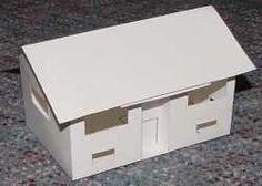 paper house models