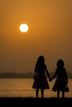 the story of two sisters and the sun