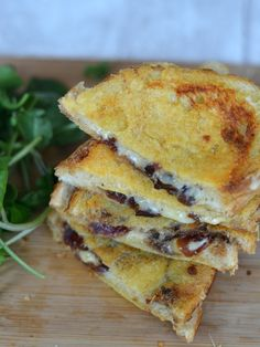 The Crazy Kitchen: Ultimate Cheese & Caramelised Onion Toastie {and 10 ...