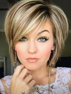 Bob Hairstyles For Fine Hair, Layered Bob Hairstyles, Short Hairstyles For Women, Fashion Hairstyles, Formal Hairstyles, Wedding Hairstyles, Hairstyle Men, Men's Hairstyles, Short Layered Haircuts
