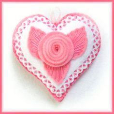 Jolion Happy Heart Pink Rose | Flickr - Photo Sharing!
