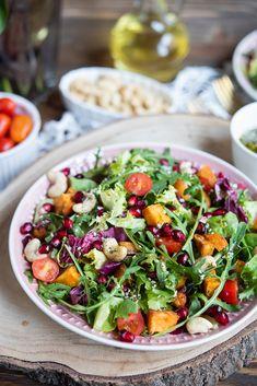 Cobb Salad, Potato Salad, Food And Drink, Potatoes, Eat, Ethnic Recipes, Impreza, Potato