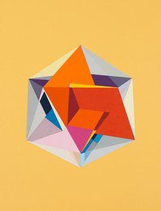 Golden Ratio Icosahedron v.1