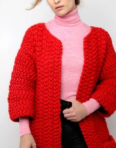 Isobella Coat by Wool and the Gang