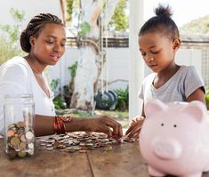 This is why our mothers are the best financial role models: We have a lot to thank our moms for and now there's one more: being our financial advisors Child Models, Role Models, Things To Come, Good Things, Good Housekeeping, Money Saving Tips, Piggy Bank, Mothers, Budgeting