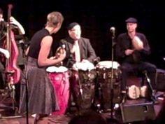 Maite Hontele Band / Guajira pa los pollos & Melao de Caña (9-12-11 Jazz...